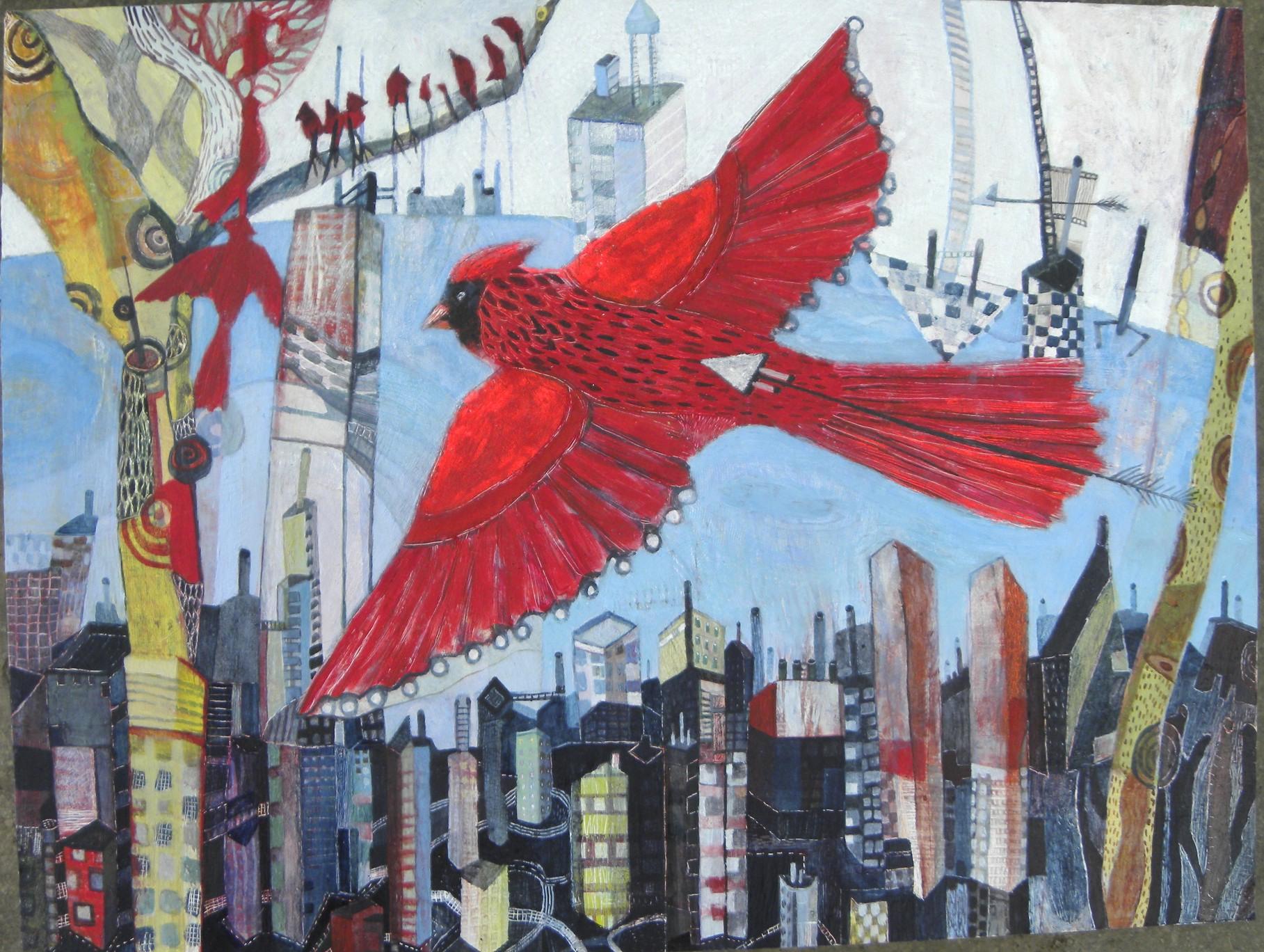 Zoe's cardinal