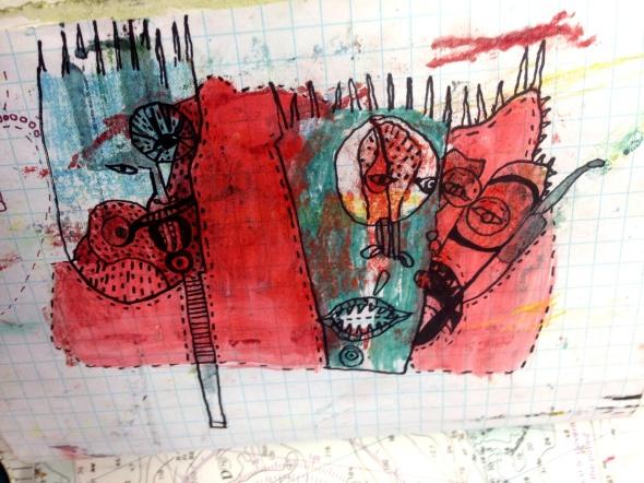 Sketchbook # 1